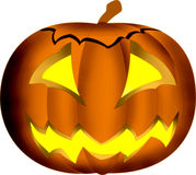 Pumpkin. Halloween pumpkin Royalty Free Illustration