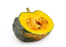 Pumpkin. The vegetable of autum, the Pumpkin Royalty Free Stock Photo