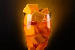 Pumpkin ale Stock Images