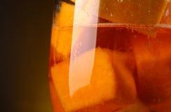 Pumpkin ale Stock Image