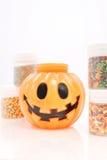 Pumpkin Baking Shaker Royalty Free Stock Photo