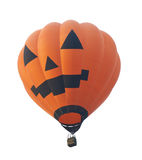 Pumpkin balloon Royalty Free Stock Image