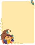 Pumpkin Border Stock Images
