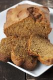 Pumpkin Bread Stock Images