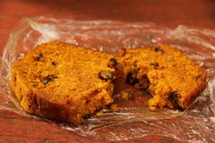 Pumpkin Bread Royalty Free Stock Photography