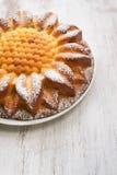 Pumpkin cake Stock Images