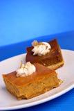 Pumpkin cakes Royalty Free Stock Photo