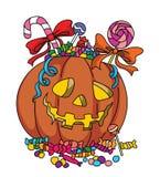 Pumpkin Candy Stock Photography