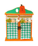Pumpkin case Stock Photography