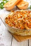 Pumpkin casserole Stock Photography