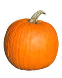 Pumpkin with clip-path Royalty Free Stock Photos