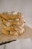 Pumpkin Cookies Stock Images