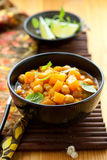 Pumpkin curry Royalty Free Stock Images