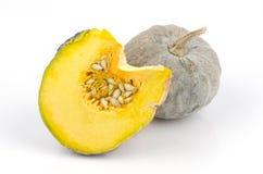 Pumpkin, Cushaw, Winter Squash (Cucurbita moschata Deene.) Stock Image
