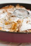 Pumpkin Dessert - Tikvenik Stock Photos