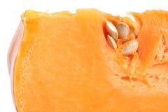 Pumpkin detail Stock Images