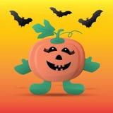 pumpkin doll Stock Image