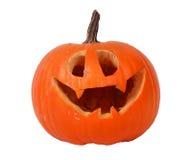 Pumpkin face Stock Photography
