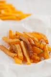 Pumpkin fries Stock Image