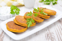 Pumpkin Fritters Herbs Stock Photos, Images, & Pictures – (25 Images ...