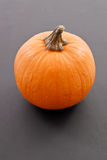 Pumpkin on Gray Surface Stock Image