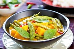 Pumpkin curry Stock Photography