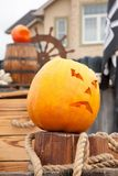 Pumpkin of Halloween Royalty Free Stock Images