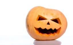 Pumpkin on Halloween Stock Photos