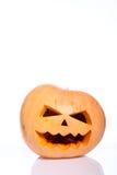 Pumpkin on Halloween Stock Images