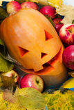 Pumpkin - halloween Royalty Free Stock Image
