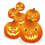 Pumpkin Halloween Stock Image