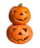 Pumpkin halloween Stock Photos