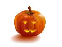 Pumpkin halloween Jack O'Lantern Royalty Free Stock Image