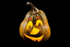 Pumpkin for Halloween Royalty Free Stock Photo