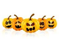 Pumpkin for Halloween  Stock Photography