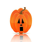 Pumpkin for Halloween Stock Photo