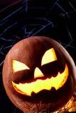 Pumpkin head Royalty Free Stock Photography
