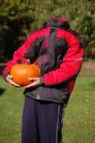 Pumpkin Head Stock Images