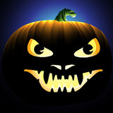 Pumpkin Head Stock Images