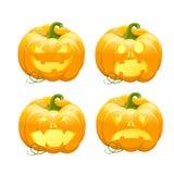 Pumpkin_Hellowen Immagine Stock Libera da Diritti