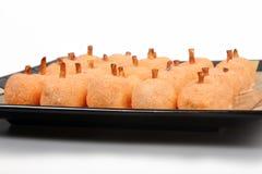 Pumpkin Holiday Candies Stock Photo