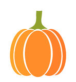 Pumpkin Icon Stock Images