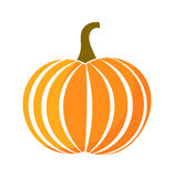 Pumpkin icon Stock Image