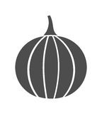 Pumpkin icon vector Stock Photo