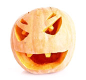 Pumpkin isolated Royalty Free Stock Photography