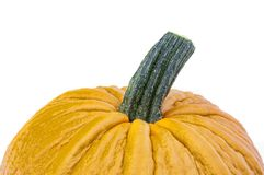 Pumpkin isolated Royalty Free Stock Images