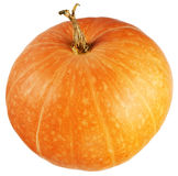 Pumpkin isolated on white Royalty Free Stock Images