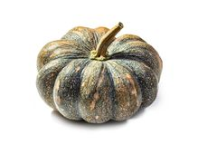 Pumpkin isolated on white background Stock Images