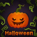 Pumpkin Jack Royalty Free Stock Image