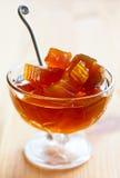 Pumpkin jam Stock Photo